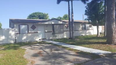 Deerfield Beach Single Family Home For Sale: 1250 SW 5 Avenue