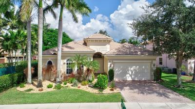 Boca Raton Single Family Home For Sale: 9784 Palma Vista Way