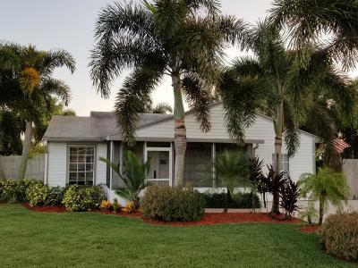 Royal Palm Beach Single Family Home For Sale: 10060 Pinafore Lane