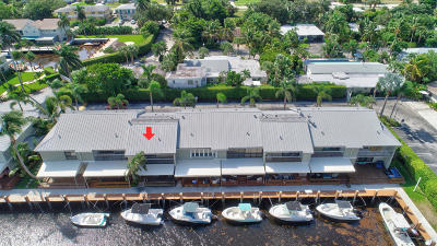 Boynton Beach Townhouse For Sale: 611 NE 12th Terrace #6