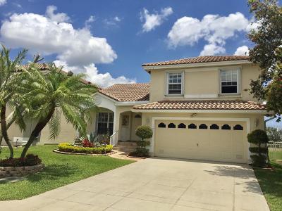Boca Raton Single Family Home For Sale: 11256 Coral Key Drive