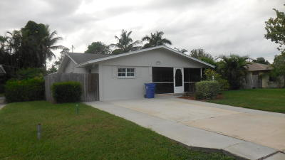 Vero Beach Single Family Home For Sale: 165 9th Court