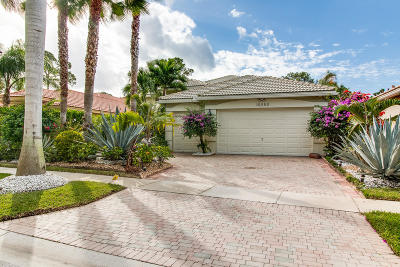 Lake Worth Single Family Home For Sale: 10550 Northgreen Drive