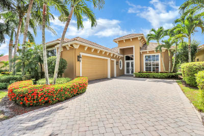 West Palm Beach Single Family Home For Sale: 10184 Sand Cay Lane