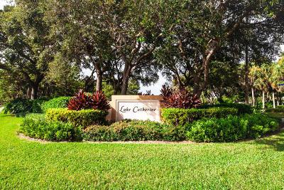 Palm Beach Gardens Single Family Home Contingent: 304 Sun Terrace Court