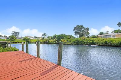 Port Saint Lucie Single Family Home For Sale: 795 SE Arton Lane