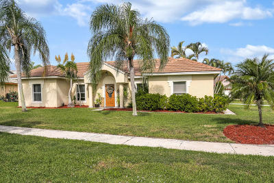 Tequesta Single Family Home For Sale: 33 Chestnut Trail