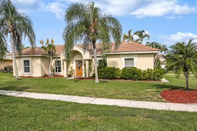 Tequesta Single Family Home For Sale: 33 Chestnut Trail