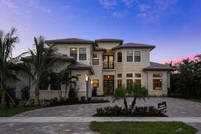 Delray Beach Single Family Home For Sale: 16775 Couture Court