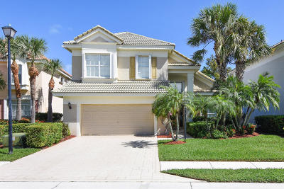 Palm Beach Gardens Single Family Home For Sale: 84 Satinwood Lane