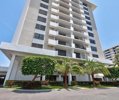 North Palm Beach Condo For Sale: 1200 Marine Way #103