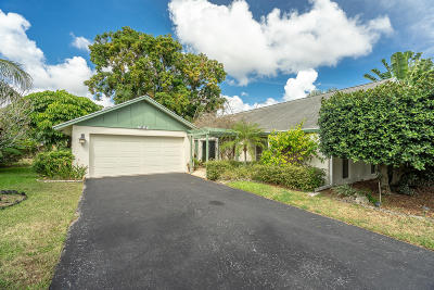 Delray Beach Single Family Home For Sale: 1017 NW 37th Avenue