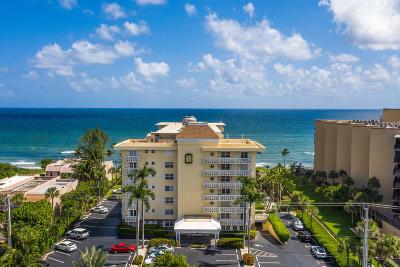 Hillsboro Beach Rental Contingent: 1169 Hillsboro Mile #811