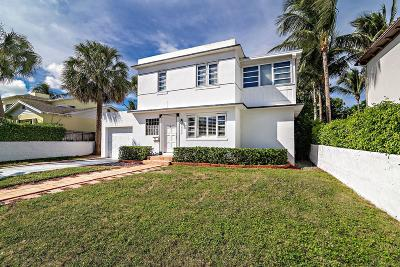 West Palm Beach Single Family Home For Sale: 211 Costello Road