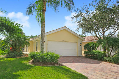 Hobe Sound Single Family Home For Sale: 9264 SE Hawks Nest Court