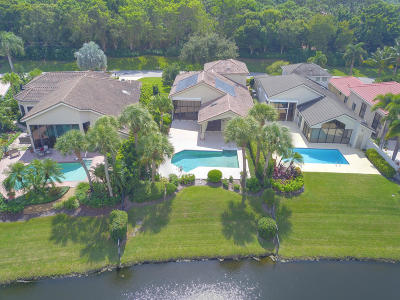 Palm Beach Gardens Single Family Home Contingent: 3723 Toulouse Drive