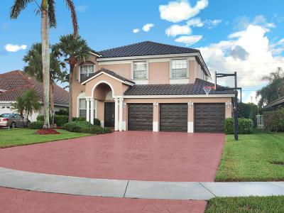 Boca Raton Single Family Home For Sale: 10872 Tea Olive Lane