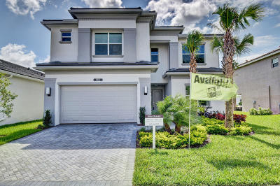 Delray Beach Single Family Home For Sale: 9812 Salty Bay Dr. Drive