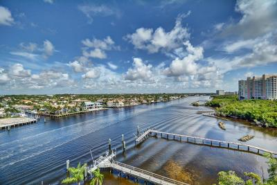 Highland Beach Condo For Sale: 3912 S Ocean Boulevard #914