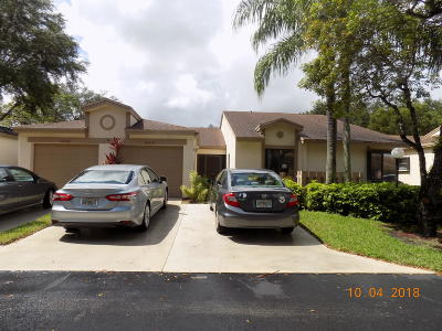 Boca Raton Single Family Home For Sale: 18559 Breezy Palm Way