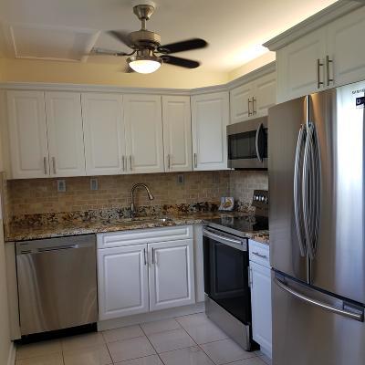 Boca Raton Condo For Sale: 207 Fanshaw E