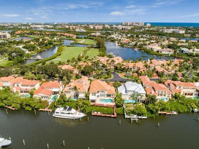 Jupiter Single Family Home For Sale: 3360 Bridgegate Drive