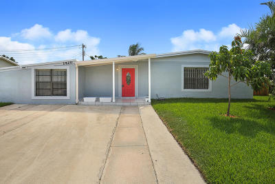 Lantana Single Family Home For Sale: 1420 W Pine Street