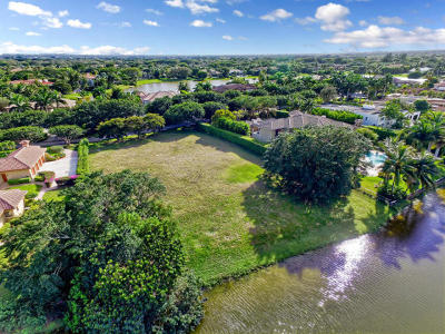 Boca Raton Single Family Home For Sale: 8719 Twin Lake Drive