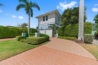 West Palm Beach Single Family Home For Sale: 345 Murray Road