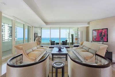 Aragon Condo For Sale: 2494 S Ocean Boulevard #J-7