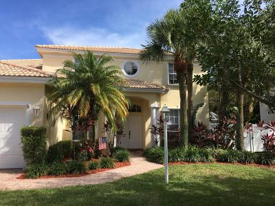 Jupiter Single Family Home For Sale: 120 Jones Creek Drive