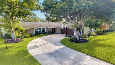 Royal Palm Beach Single Family Home For Sale: 160 Sandpiper Avenue