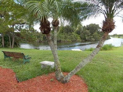 Port Saint Lucie Single Family Home For Sale: 2675 SE Morningside Boulevard