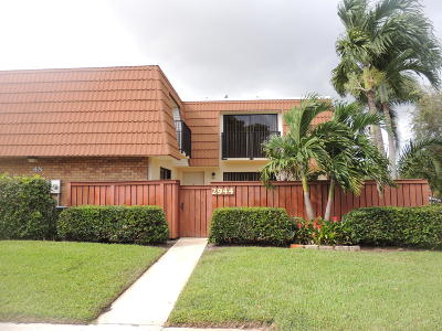 Deerfield Beach Townhouse Contingent: 2944 SW 11th Place