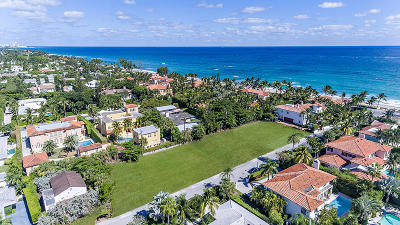 Palm Beach Single Family Home For Sale: 111 Atlantic Avenue