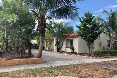 Delray Beach Single Family Home For Sale: 275 NE 16th Street