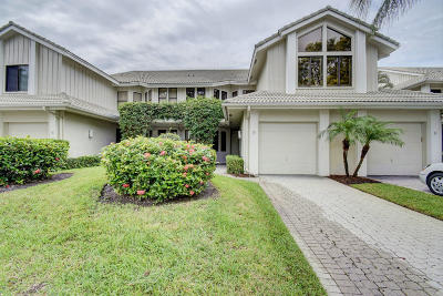 Boca Raton Condo For Sale: 17629 Ashbourne Way #D