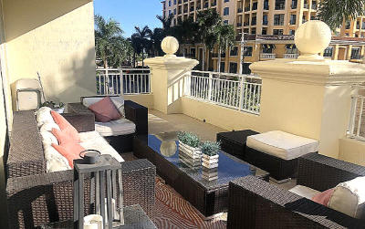 Boca Raton Condo For Sale: 99 SE Mizner Boulevard #309
