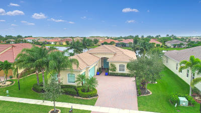 Royal Palm Beach Single Family Home For Sale: 2532 Vicara Court