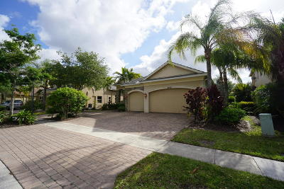 Royal Palm Beach Single Family Home For Sale: 8549 Butler Greenwood Drive