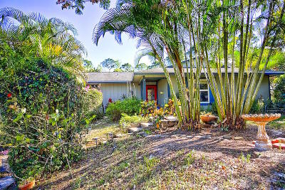 Loxahatchee Single Family Home For Sale: 3160 Mandarin Boulevard