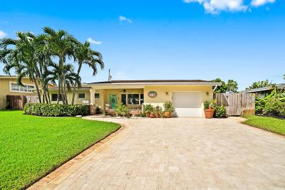 Deerfield Beach Single Family Home For Sale: 807 SE 10 Terrace