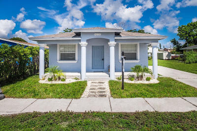 Davie Single Family Home Contingent: 4250 SW 57th Avenue