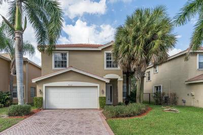 Boynton Beach Single Family Home For Sale: 7937 Picklewood Park Drive