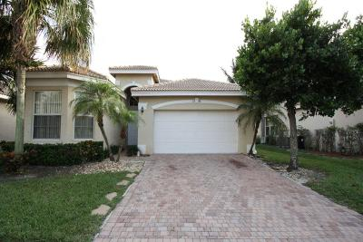 Greenacres Single Family Home Contingent: 5348 Grand Banks Boulevard