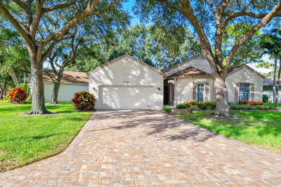 Boynton Beach Single Family Home For Sale: 7732 Kings Ride