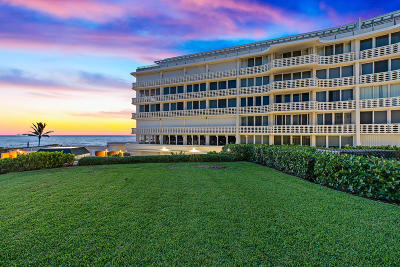 Palm Beach Condo Contingent: 100 Sunrise Avenue #208
