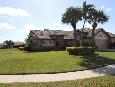 boynton beach Single Family Home Contingent: 8117 Mimosa Place