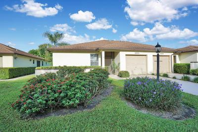 Boca Raton Single Family Home For Sale: 20802 Concord Green Drive