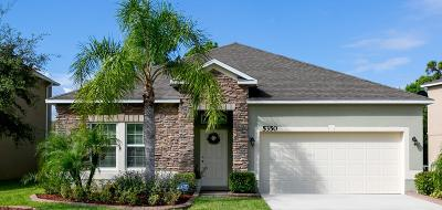 Port Saint Lucie Single Family Home For Sale: 5350 NW Wisk Fern Circle